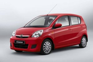 Daihatsu Coure CL ECO price and specification , technical specification