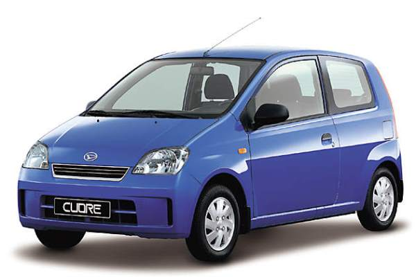 Daihatsu coure cl eco 2016 price and specifications for General motors dealers near me