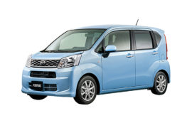 Daihatsu Move Custom price and specification 2015 , technical specification