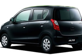 Suzuki Alto F price and specification 2014 , technical specification