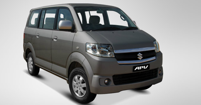 Suzuki Apv 2016 Glx Cng Price And Specification Fairwheels