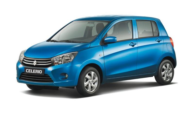 Suzuki Celerio 2016 price and specification