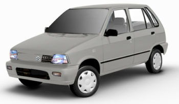 Suzuki Mehran VXR CNG 2016 Price and Specifications full