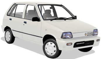 Suzuki Mehran VX CNG 2016 Price and Specifications full