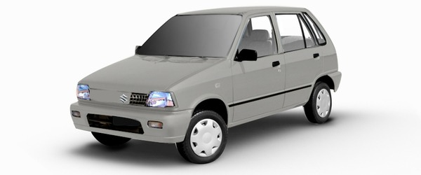 Suzuki Mehran VX CNG price and specification , technical specification