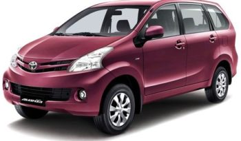 Toyota Avanza 2016 Price and Specifications full