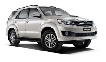 Toyota Fortuner TRD SPORTIVO 2016 Price and Specifications full