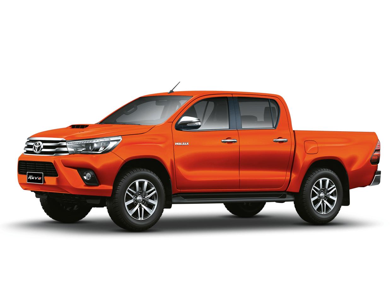 Toyota Hilux Revo G Automatic 3 0 2015 Price