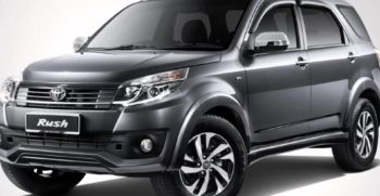 Toyota Rush G price and specification 2016 , technical specification