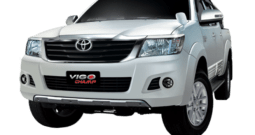 Toyota Hilux Vigo Champ-G 2016 Price and Specifications