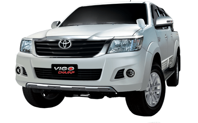 Toyota Hilux Vigo Champ G 2016 Price Specifications