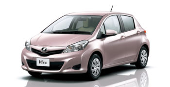 Toyota Vitz F 1.0 price and specification 2010 , technical specification
