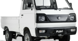Suzuki Ravi Euro II 1989-2021 Pakistan