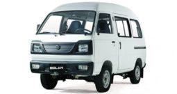 Suzuki Bolan 1979-2021 Pakistan