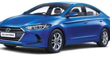 Hyundai Elantra Limited 2017 price and specification