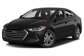 Hyundai Elantra SE 2017 price and specification