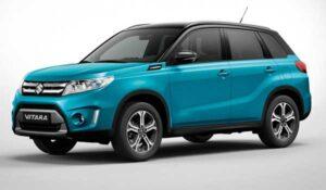 Suzuki Vitara S TURBO 2WD 2017 price and specification