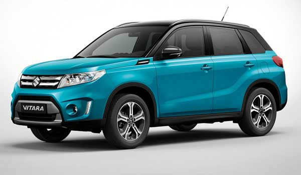 Suzuki Vitara S Turbo 4WD 2016 Price & Specifications full