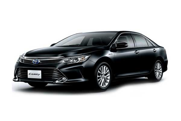 Toyota Camry Up-Spec 2016 price and specification