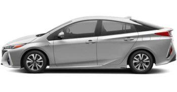 Toyota Prius Prime Plus 2017 price and specification