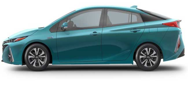 Toyota prius Two ECO 2017 price and specification
