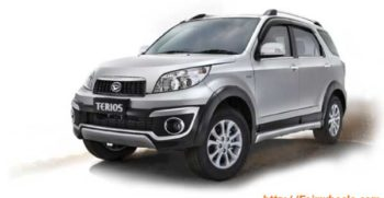 daihatsu-terios-2017 price and specification-fairwheels