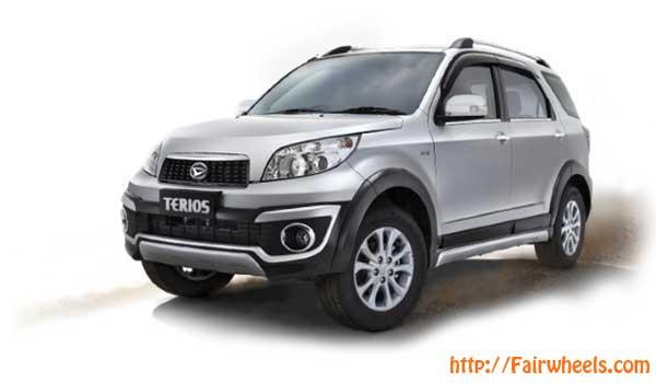 Daihatsu Terios 2017 1 5 4wd Price Amp Specifications