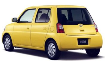 Daihatsu ESSE Custom 2016  Specifications full