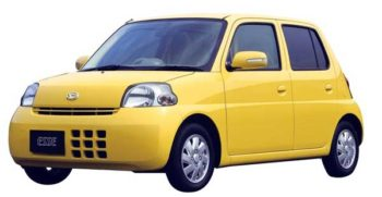 Daihatsu Esse 2016 price and specification