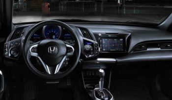 Honda CR-Z 2016 Price and Specifications full