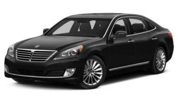 Hyundai Equus 2016 price and specification
