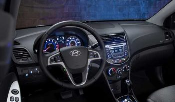 Hyundai Accent  SE Hatchback 2017 Price and Specifications full
