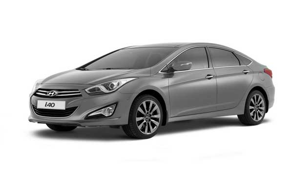 Hyundai i40 Sedan 2016 price and specification