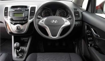Hyundai ix20 Active 2016 Specifications full