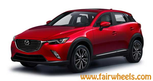 Mazda CX-3 grand Touring 2017 price and specifications