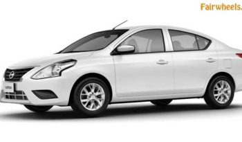 Nissan Versa 2017 price and specification fairwheels.com