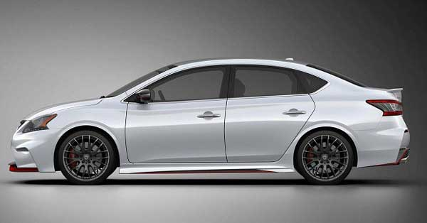 Nissan Sentra S 2017 price and specification