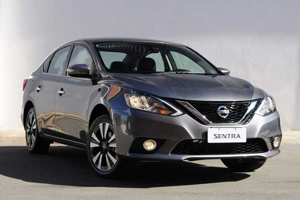 Nissan Sentra SL 2017 price and specification