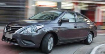 Nissan Versa SV 2017 price and specification