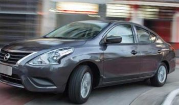 Nissan Versa SL 2017 Price & Specifications full