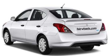 Nissan Versa S 2017 price and specification