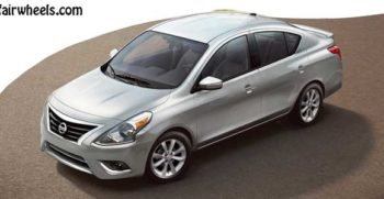 Nissan Versa SL 2017 price and specification