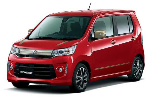 Suzuki Stingray 2017 price and specification