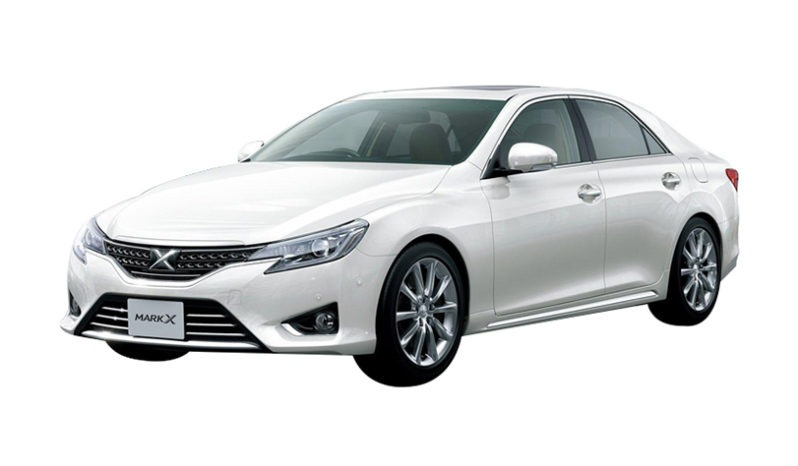 Toyota Mark X 2016 price and specification