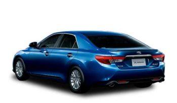 Toyota Mark X Premium 2016 price and specification