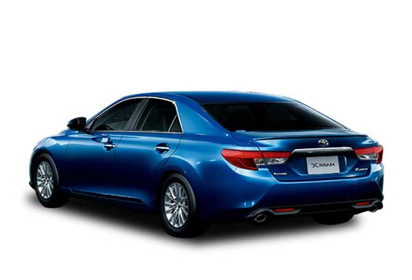 Toyota Mark X Premium 2016 Price and Specifications ...