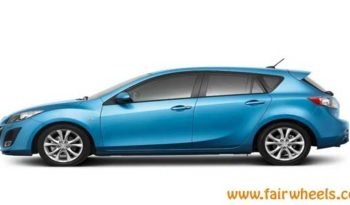 3rd Generation Mazda 3 2013-2018 USA full