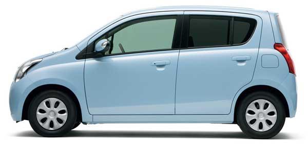 Mazda Carol XS 2017 Specifications full