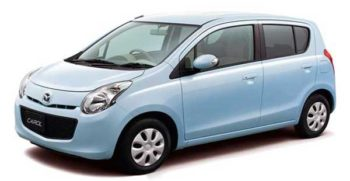 mazda carol xs price and specification