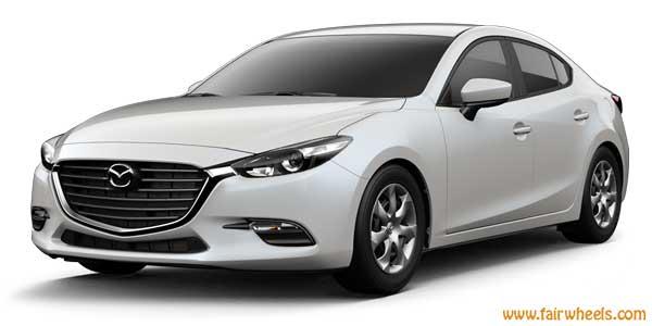 Mazda Three 4 Door Sport 2017 Price Amp Specifications